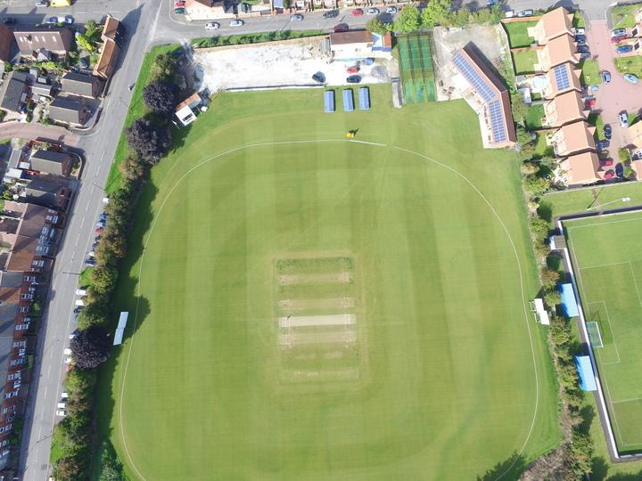 BTCC Aerial View