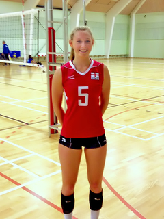 Ellie Cranch England U19