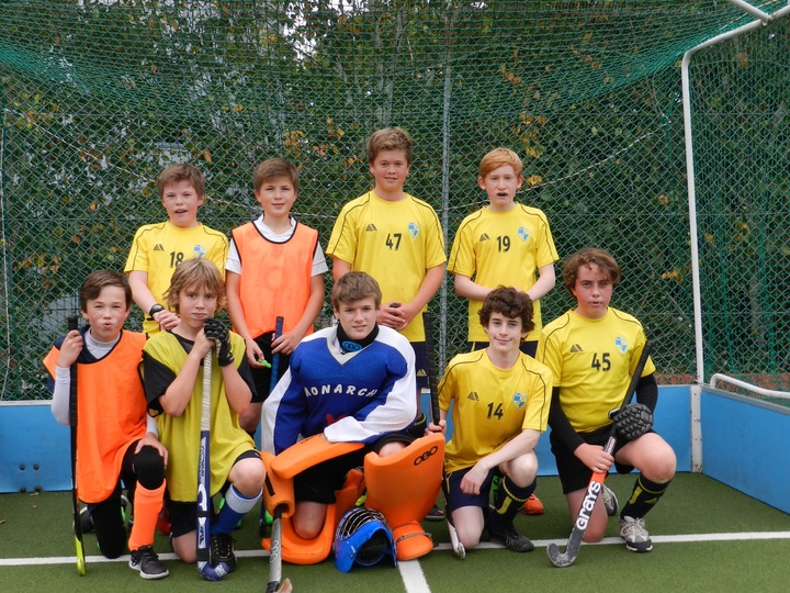 U14 Team Oct 2015