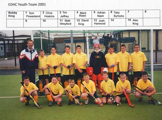 2001 Youth Team