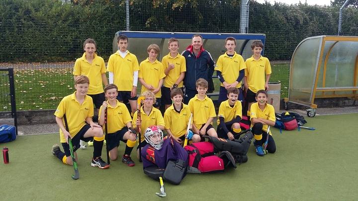 U14 Boys A Team