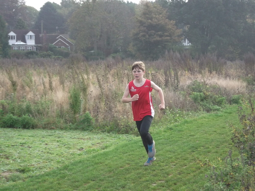 Brundall parkrun 31/10/15 with Sam Swales