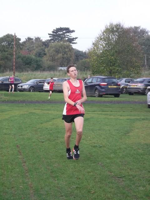 Brundall parkrun 31/10/15 with Jake Stearman