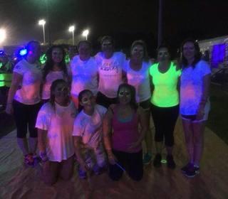 01/10/15 3k Glow Fun Run