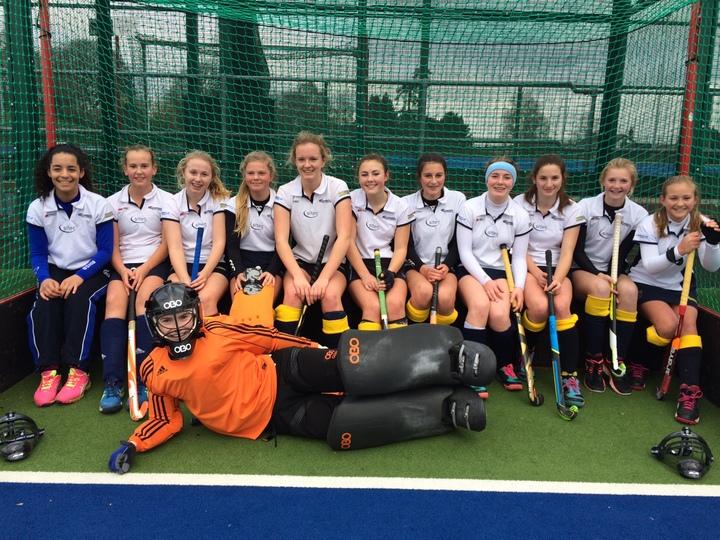 U16 Girls v Marlborough