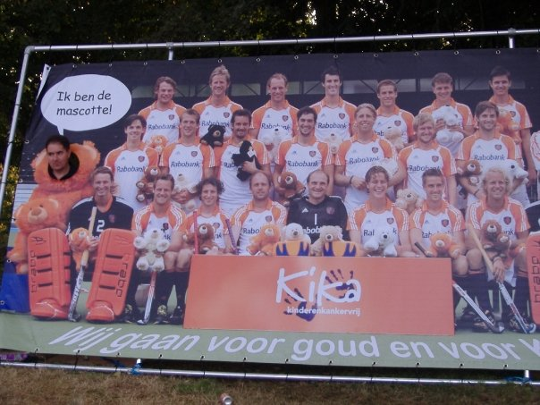Strach thinks he plays for Holland - European Championships 2009