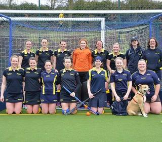 Ladies 5s - promoted 2014 / 15