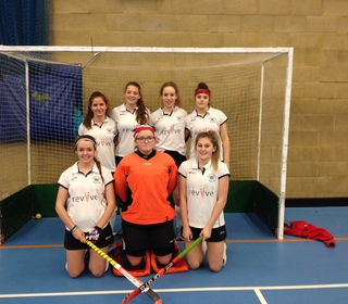 U18 Indoor team