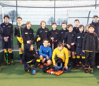 U14/13/12 combo at Kingswood 3 Jan 16