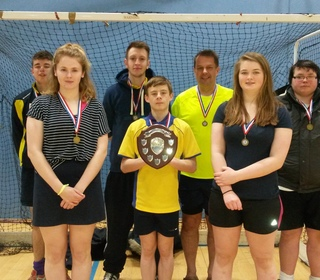 Winners 2016 annual indoor tournament