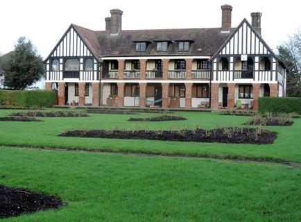 Cavendish Pavilion and Rose Garden