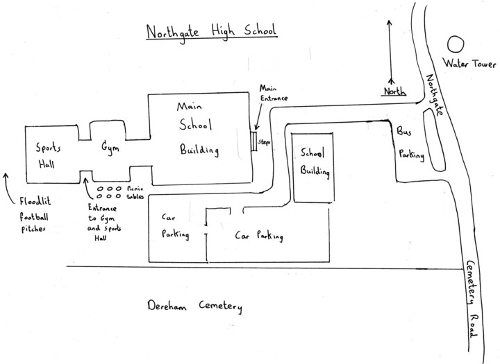 Northgate High School (Gym) NR19 2EU