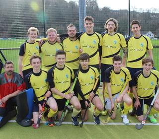 East Devon 1st Team - Jan 2016