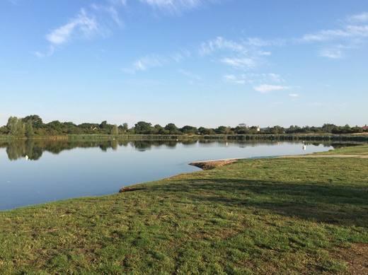 Heybridge Basin Lake