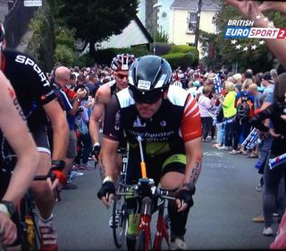 Bolton Ironman on Eurosport