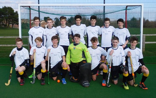 U16 at Plymouth Feb 2016