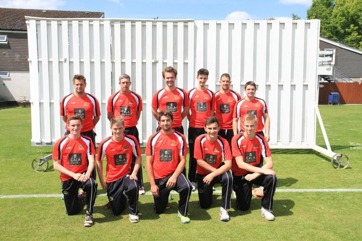 2015 T20 away to OT's