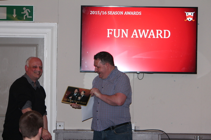 Fun Award - Ant & Dec Award