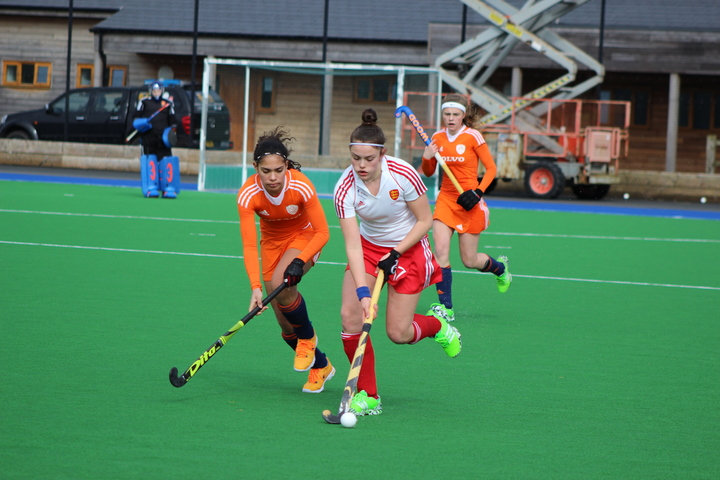 Lorna Mackenzie England U16