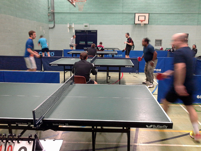 Cheale College Table Tennis