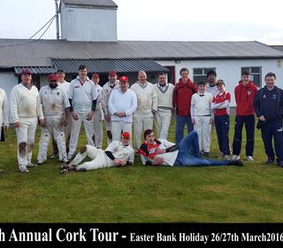 Taveners 2016 Cork Tour