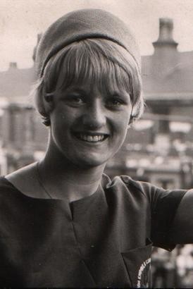 Pauline Sillett 1966