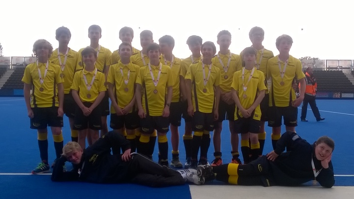 TBB U14 Boys National Finals 2016