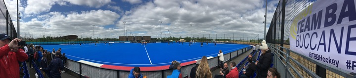 TBB @ Lee Valley Olympic Hockey Stadium