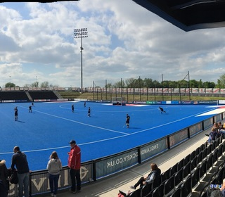 Lee Valley Olympic Hockey Stadium